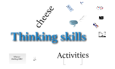 Copy of Thinking skills
