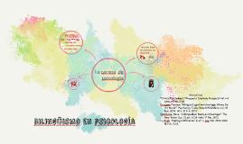 Bilingüismo en psicología