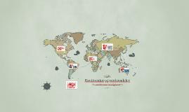 Kontinenter og verdensdeler