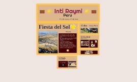 Inti Raymi- Peru
