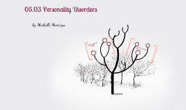 05.03 Personality Disorders