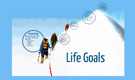 Life Goals Essay