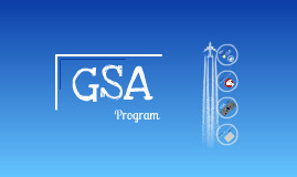 Copy of GSA Program!