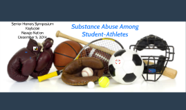 Subtance Abuse Among Student-Athletes