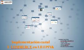 Implementación canal