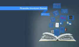 Picareske Avonturen Roman