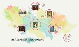 Art Appreciation Journal