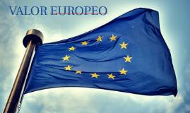 VALOR EUROPEO