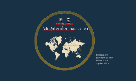 Megatendencias 2000