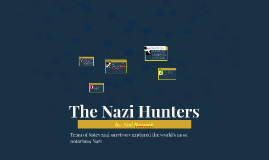 Copy of The Nazi Hunters