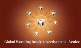 Global Warming Advertisement - Venice
