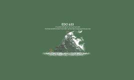 EDCI 633 Course Orientation