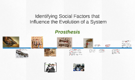 Identifying Social Factors that