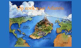Spreekbeurt Alec Breekweg over Atlantis