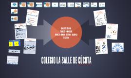 MANUAL DE CONVIVENCIA COLEGIO LA SALLE DE CÚCUTA