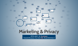 Marketing & Privacy