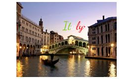Copy of Italy!
