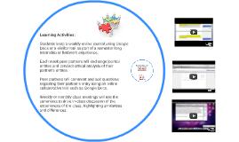 Backward Design of an Online Journaling Assignment