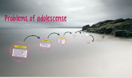 Problems of adolescense