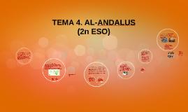 TEMA 4. AL-ANDALUS