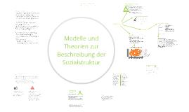 Modelle der Sozialstruktur Sowi LK