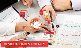 DESIGUALDADES LINEALESS
