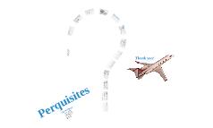 Finance 5350 -  Perquisites Presentation - v2