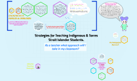 Strategies for Teaching Indigenous & Torres Strait Islander