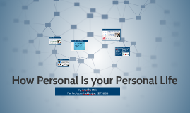 How Personal is your Personal Life
