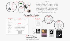 Farugh Farrokhzad