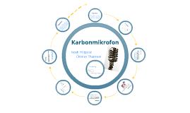Karbonmikrofon