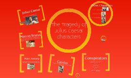 Copy of Julius Caesar Characters
