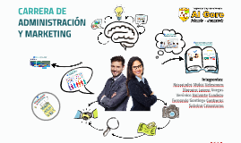 Carrera de Administración y Marketing