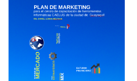 Plan de  Marketing para el centro de capacitación de herrami
