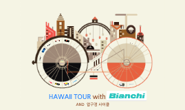 Copy of HAWAII TOUR with Bianchi