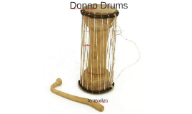 Donno Drum