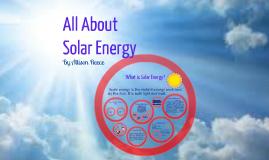 Solar Energy by Allison Reece
