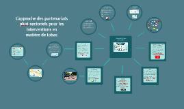 TCLC FR - L'approche des partenariats pluri-sectoriels pour les interventions en matière de tabac