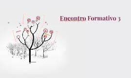 Encontro Formativo 3