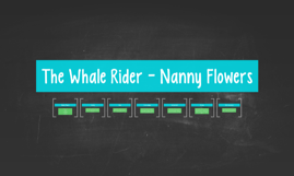 "whale rider film analysis essay Whale rider name: institution: course: date: movie reflection the film ""whale rider"" talks about maori society that lived in northern new zealand."