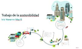 Trabajo de la sostenibilidad