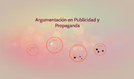 Argumentación en Publicidad y Propaganda