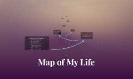 Map of My Life