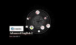 2019-11 Advanced English II group 2