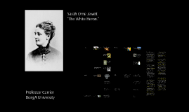 Copy of Sarah Orne Jewett