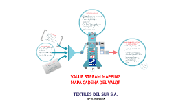 VALUE STREAM MAPPING TEXTISUR