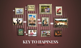 KEY TO HAPINESS