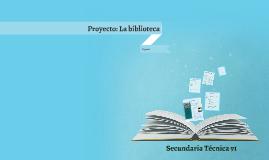 Proyecto: La biblioteca