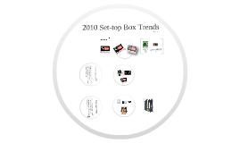 2010 Set-top Box Trends