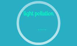 Copy of light pollution